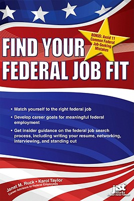Find Your Federal Job Fit By Ruck, Janet/ Taylor, Karol